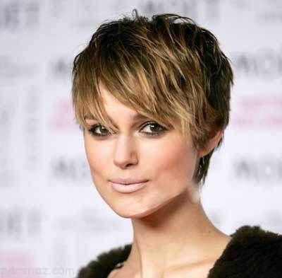 مدل موی کوتاه تابستانی به سبک ستاره ها