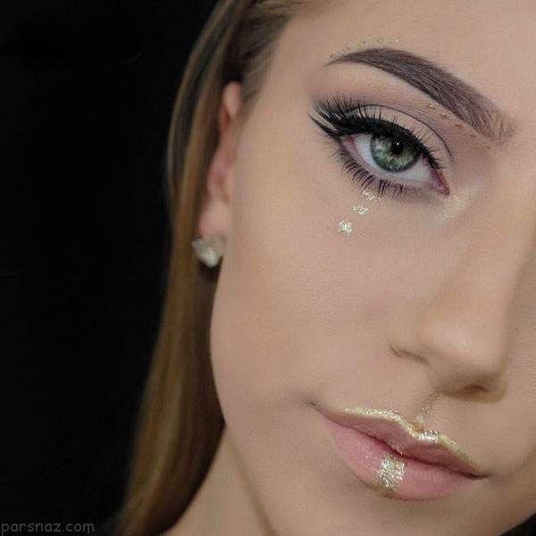 بهترین مدل های آرایش صورت حرفه ای و جذاب