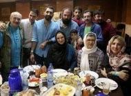 ستاره های مشهور ایرانی در جشن خیریه لیلا بلوکات