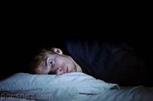چرا انسان ها در فضای تاریک خوابشان می گیرد؟