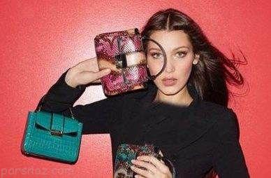 مدلینگ جنجالی چهره تبلیغاتی برند بولگاری شد