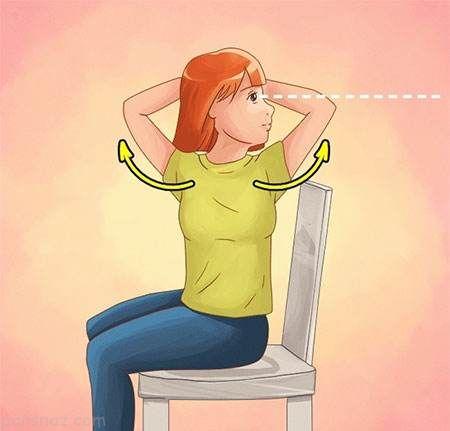 تمرینات ورزشی مفید برای رفع قوز کمر