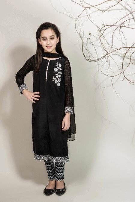 ژورنال لباس مجلسی دخترانه به سبک پاکستانی