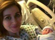 پزشک زن هنگام زایمان خودش فرزند زن دیگری را به دنیا آورد