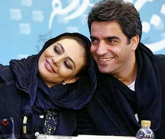 تبریک حامله شدن عکس های عاشقانه یکتا ناصر در کنار منوچهر هادی