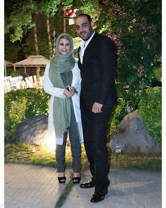 عکس های جدید بازیگران و ستاره ها در کنار همسرشان