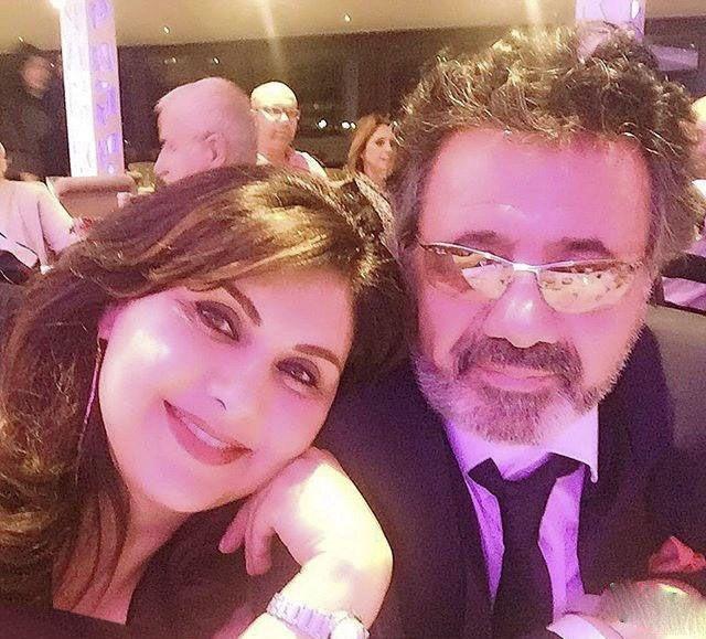 بیوگرافی و عکس های معین خواننده ایرانی و همسرش