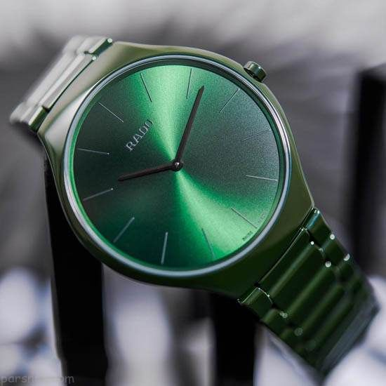 مدل های شیک ساعت مچی برند Rado