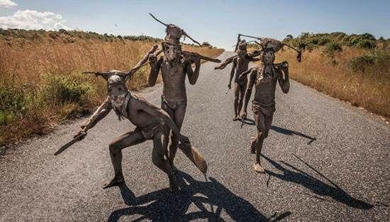 عجیب ترین رسوم قبیله های آفریقایی که باور نمی کنید