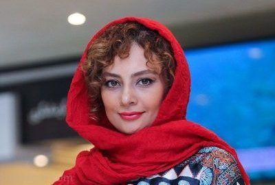 ستاره های ایرانی در مراسم فیلم آینه بغل