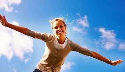 روش های شاد بودن و شاد ماندن در طول زندگی