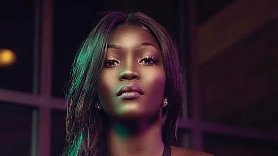 چهره مدلینگ جذاب سیاه پوست جنجال به پا کرد
