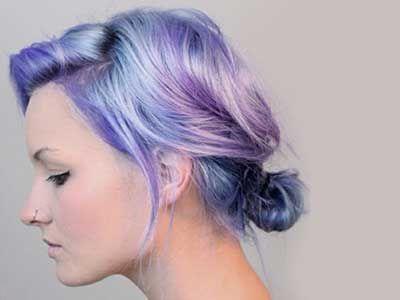با جذاب ترین رنگ موهای سال 2018 آشنا شوید