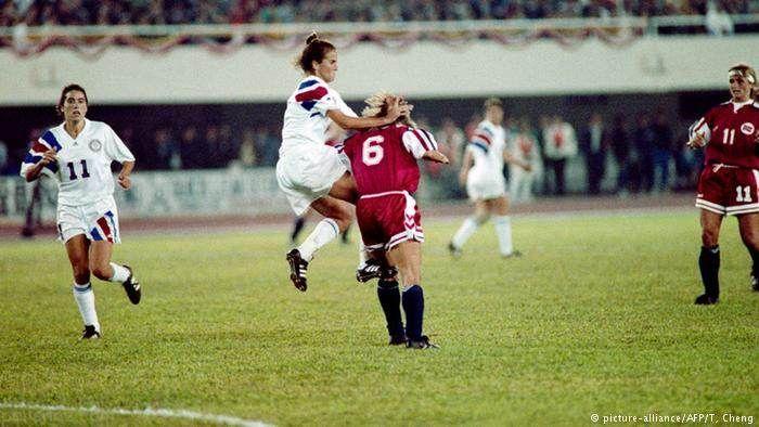 حقایق جالب و خواندنی درباره ورزش فوتبال زنان