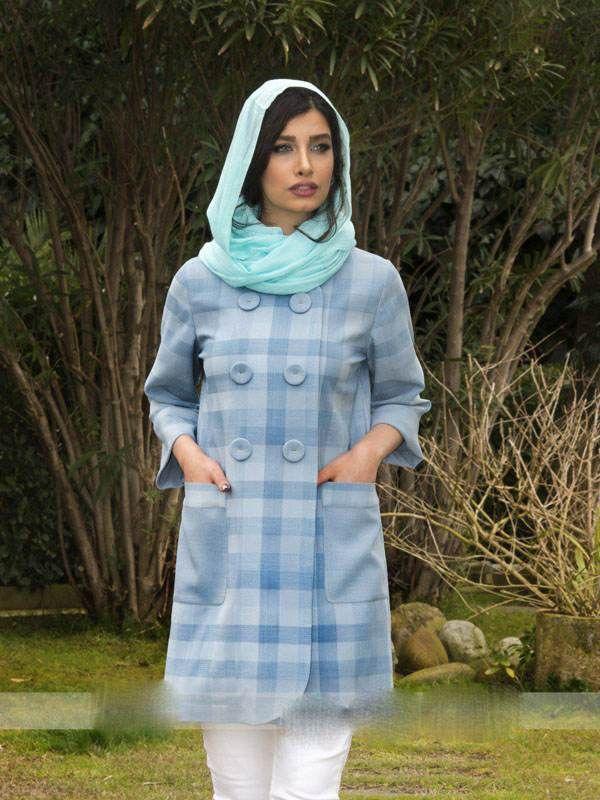مدل های شیک مانتو ایرانی تابستانی برند تن پوش