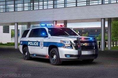 برترین خودروهای پلیس آمریکا را بشناسید
