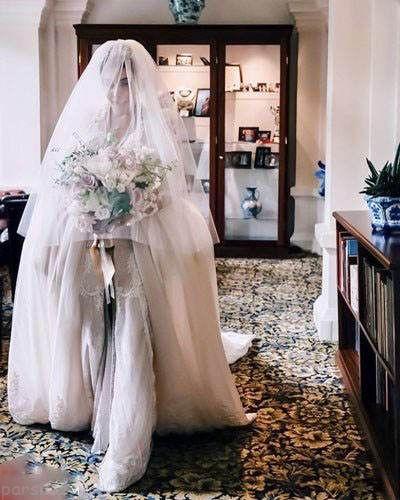 عکس های مراسم عروسی رضا قوچان نژاد و همسرش در هلند