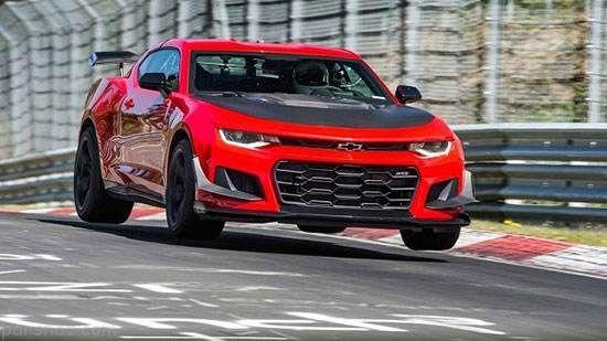سریع ترین و پرشتاب ترین خودروهای سال 2017