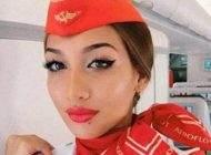 جنجال استخدام دختران زیبای ایرانی در ایرلاین عربی