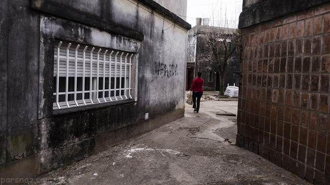 خانه فقیرانه دوران کودکی لیونل مسی را ببینید