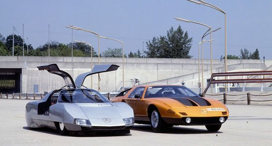 معرفی بهترین خودروهای تاریخ شرکت مرسدس بنز
