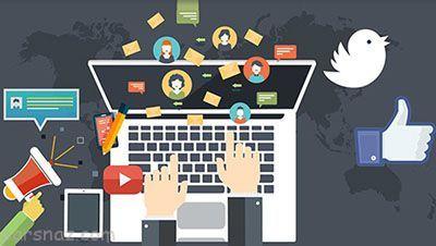 تاثیر شبکه های اجتماعی در موفقیت کسب و کار