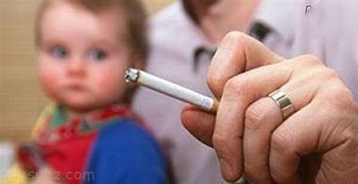 صحبت والدین با کودکان درباره سیگار کشیدن