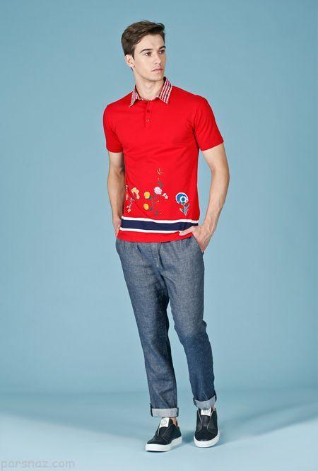 کلکسیون شیک ترین مدل لباس مردانه تابستان 2017