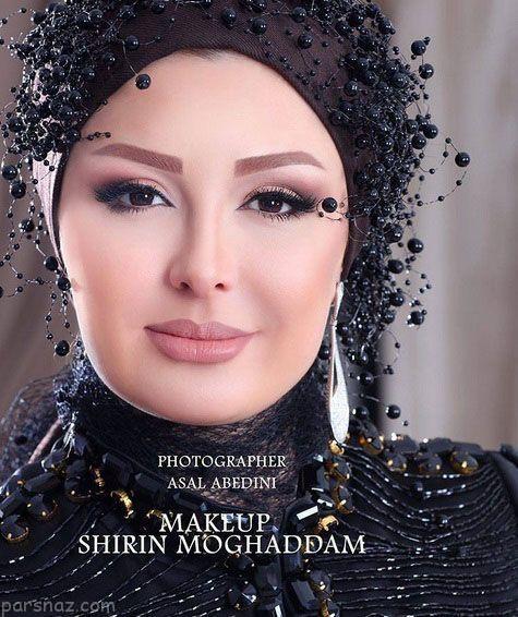 عکس های مدلینگ نیوشا ضیغمی بازیگر ایرانی