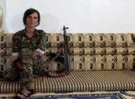 وحشت داعش از این دختر زیبای جنگجوی کرد