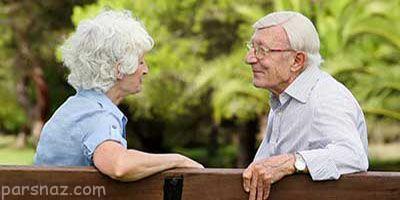 نکات مهم رابطه همسران پس از 40 سالگی