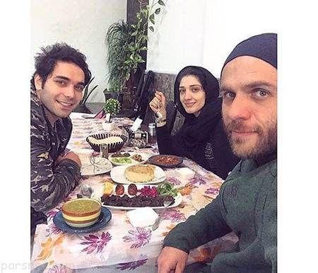 بازیگران مشهور ایرانی در کنار همسرشان -سری جدید
