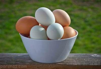 چگونه بفهمیم تخم مرغ فاسد شده است؟