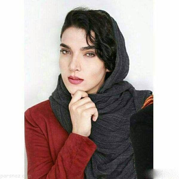 عکس های سارا رسول زاده بازیگر سریال عاشقانه