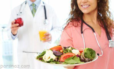 نکات تغذیه ای مهم مرتبط با کنترل فشار خون