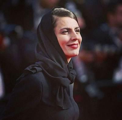 همراه با لیلا حاتمی بازیگر متفاوت سینمای ایران