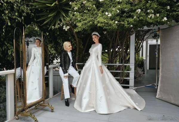 عکس های عروسی میراندا کر مدلینگ مشهور