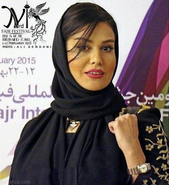 بیوگرافی و عکس های رز رضوی بازیگر ایرانی