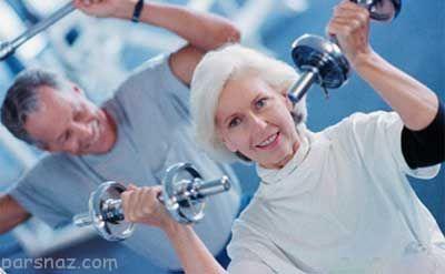 نکات مهم ورزشی برای زنان در سنین میانسالی