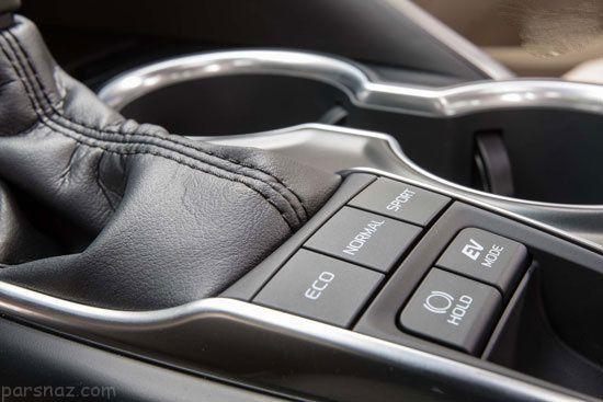 بررسی خودرو با شکوه تویوتا کمری 2018
