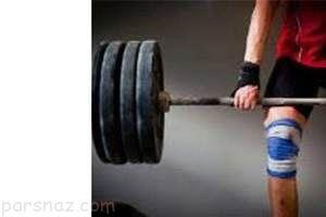 تاثیر بلند کردن اجسام سنگین در تقویت ماهیچه ها