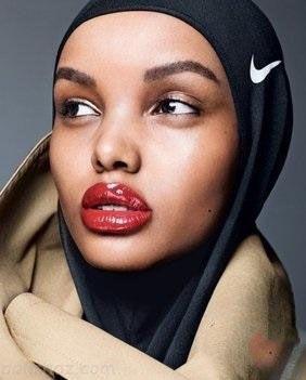 زیباترین دختر محجبه مدلینگ را بشناسید +عکس
