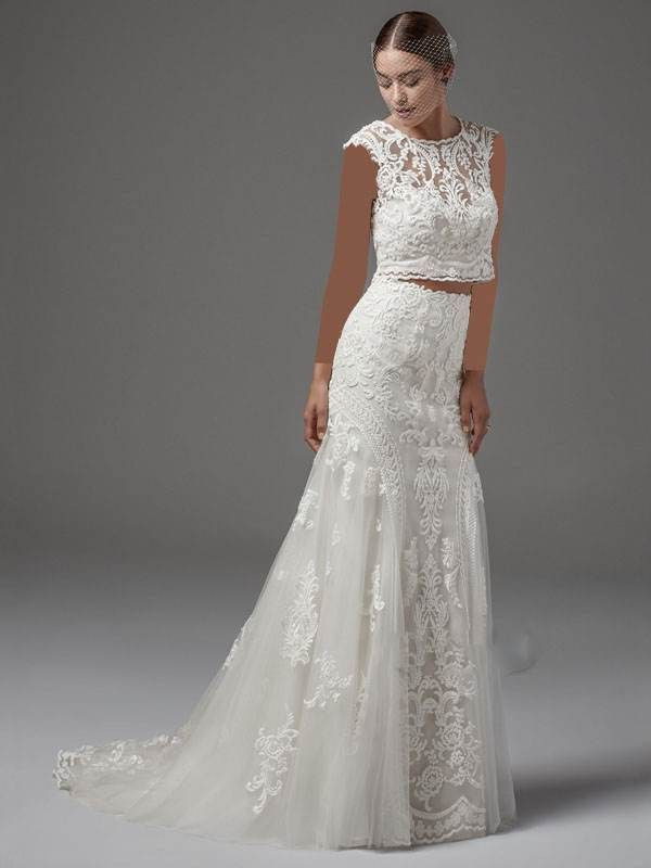 شیک ترین مدل لباس عروس برند Maggie Sottero