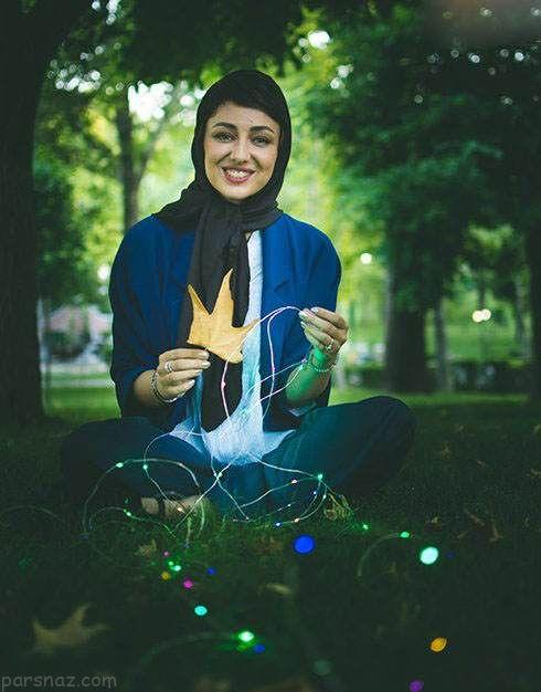 جدیدترین عکس های جذاب ویدا جوان بازیگر ایرانی