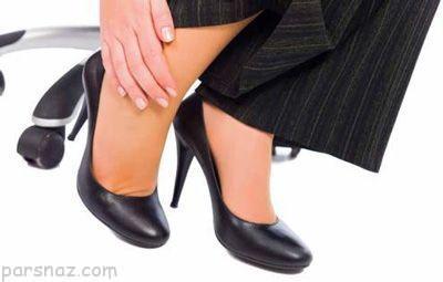 درباره ورم پاها و راه های درمان آن