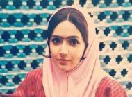 عکس جالب شبنم قلی خانی با تیپ زنان قاجاری