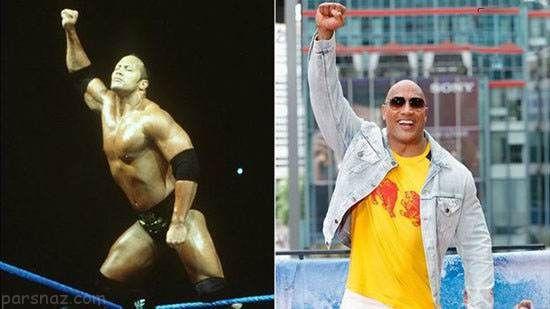 ستاره های دنیای ورزش که به سینما آمدند