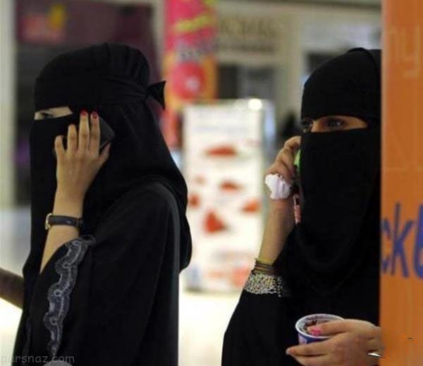 تیپ و استایل متفاوت زنان در عربستان +عکس
