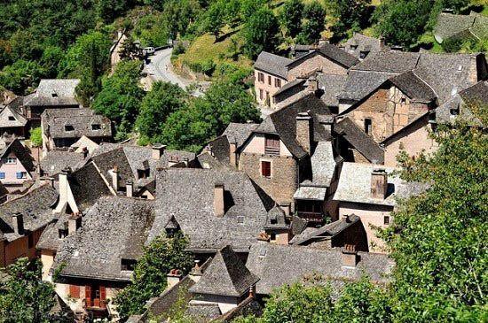 مکان های گردشگری رویایی در فرانسه +عکس