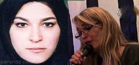 کشف حجاب بازیگر زن مشهور ایرانی در فرانسه +عکس
